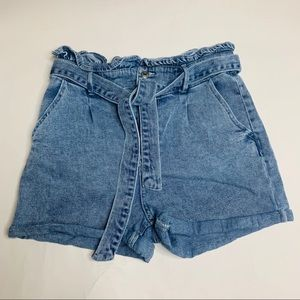 Wild Fable Paper Bag Shorts